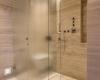 Cabine doccia in vetro strutturale senza telaio metallico e guarnizioni